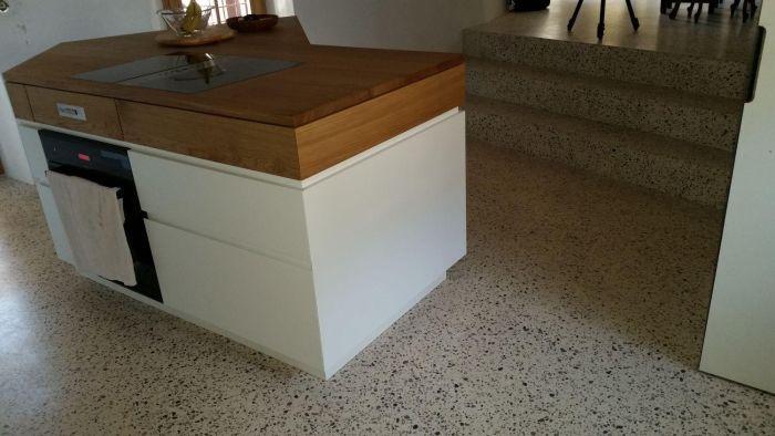 Fußboden Polierter Beton ~ Geschliffener polierter beton oder estrichboden designtrend