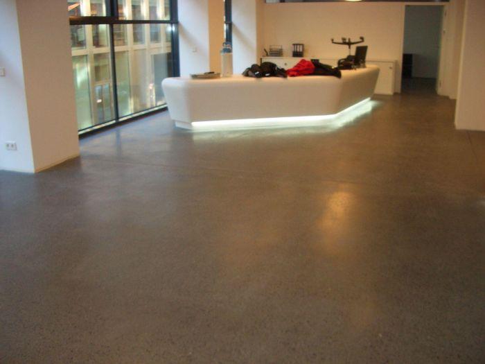 estrichboden bosus betonfloor estrich selber machen. Black Bedroom Furniture Sets. Home Design Ideas