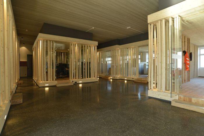 Fußboden Aus Beton Gießen ~ Geschliffener polierter beton oder estrichboden designtrend