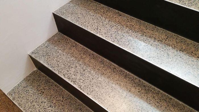 Pavimenti in terrazzo alla veneziana - Designtrend - Caldaro